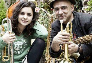 ג'אז חם - ריקוד ספרדי מושחת בישראל