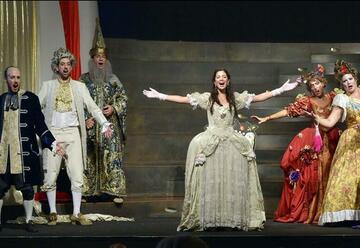 שעת אופרה לילדים - סינדרלה בישראל