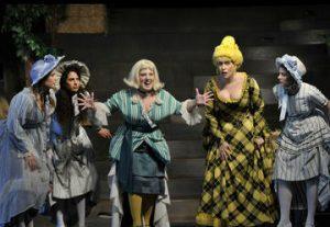 שעת אופרה לילדים - שיקוי האהבה בישראל