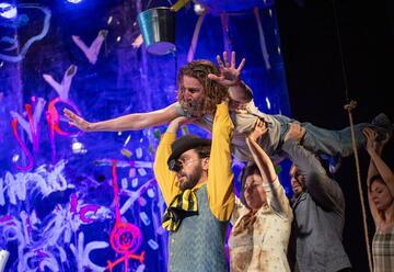 פרויקט תיאטרון רב תרבותי – וניה. גרסה בישראל
