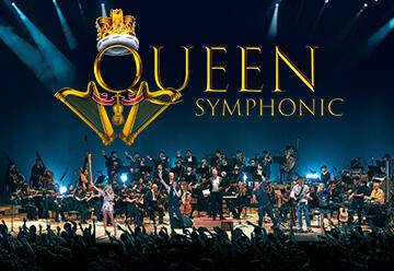 Queen Symphonic - A Rock & Orchestra Experience בישראל