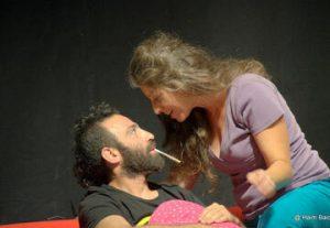 תיאטרון הסימטה - חיה רעה בישראל