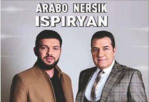 הופעה של נרסיק וארבו יספיריאן בישראל