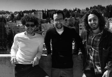 Nizan trio בישראל