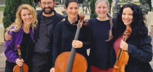 קונצרטים מונחים עם רביעיית כרמל - סדרת מעבר לקשת - בארוק אוונגרד בישראל