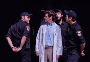 תיאטרון תמונע - הדהוד בישראל