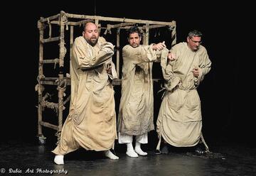 תיאטרון קרוב - לעוף אל החופש - קומדיה מטורפת בישראל