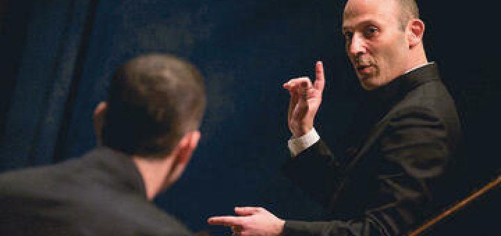 התזמורת הקאמרית הישראלית - רק באך בישראל