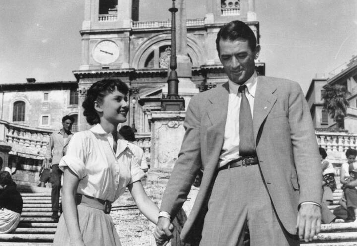 מועדון הסרט הטוב - חופשה ברומא בישראל