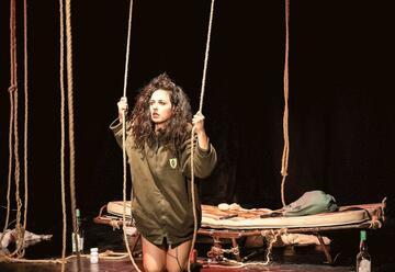 תיאטרון קרוב - מחבואים - דרמה סוחפת בישראל