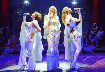 מחזמר מאמא מיה - Mamma Mia בישראל