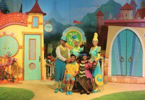 התיאטרון שלנו - ממלכת אין קול בישראל