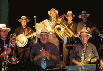תזמורת הדיקסילנד - The Isradixie Band בישראל