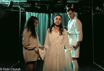 תיאטרון קרוב - היער של סיביליה - מותחן פסיכולוגי בישראל