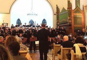 בדרך לגן עדן - מוסיקה דתית למקהלה ולעוגב בישראל