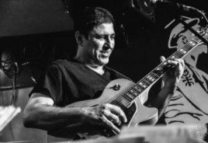 מאיר בן מיכאל -plays George benson to Stevie wonder בישראל
