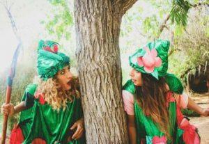 תיאטרון תמונע - זוטא ועץ התפוחים בישראל