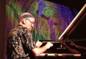 בוריס מלקובסקי ודניל גרטמן - אילתור מוסיקלי ויזואלי בישראל