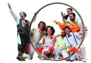 סדרת Kids and miusic show - מאסטרו תזמורת! סנצ'ו – קרקס! בישראל