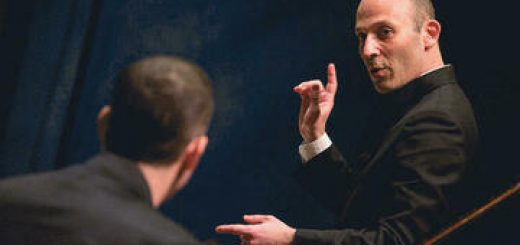 התזמורת הקאמרית הישראלית - להתראות פריס בישראל