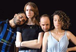 תיאטרון תמונע - ג'ונגל בווילה בישראל