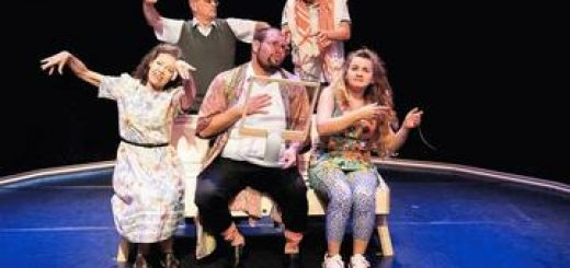 תיאטרון תמונע- מנחם יוצא למלחמה בישראל