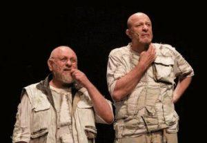 תיאטרון תמונע - מחכים (לגודו) בישראל