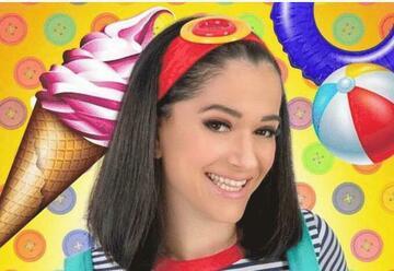 מיקי כוכבת הילדים במופע חדש סובב סוכות בישראל