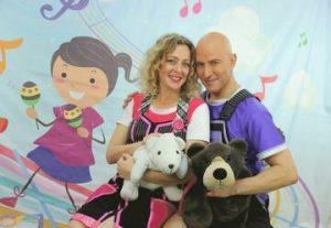 מופע מוסיקלי - טף שמח בישראל