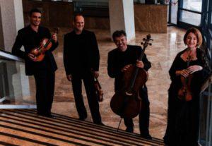 פניני המוסיקה הקאמרית 1 - רביעיית טוסקניני מארחים את שמחה חלד בישראל